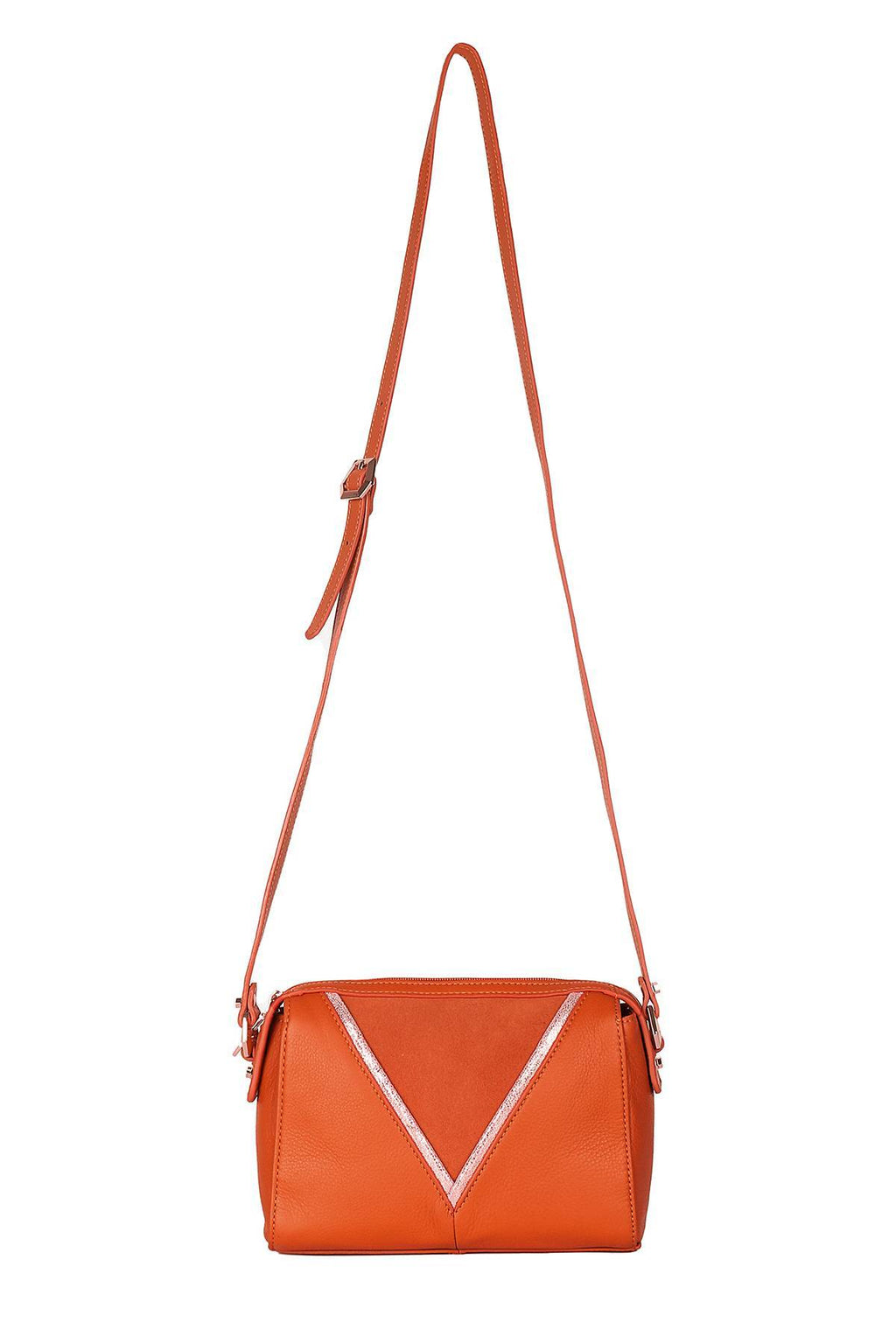 Cherry Paris - Elisabeth crossbody bag orange