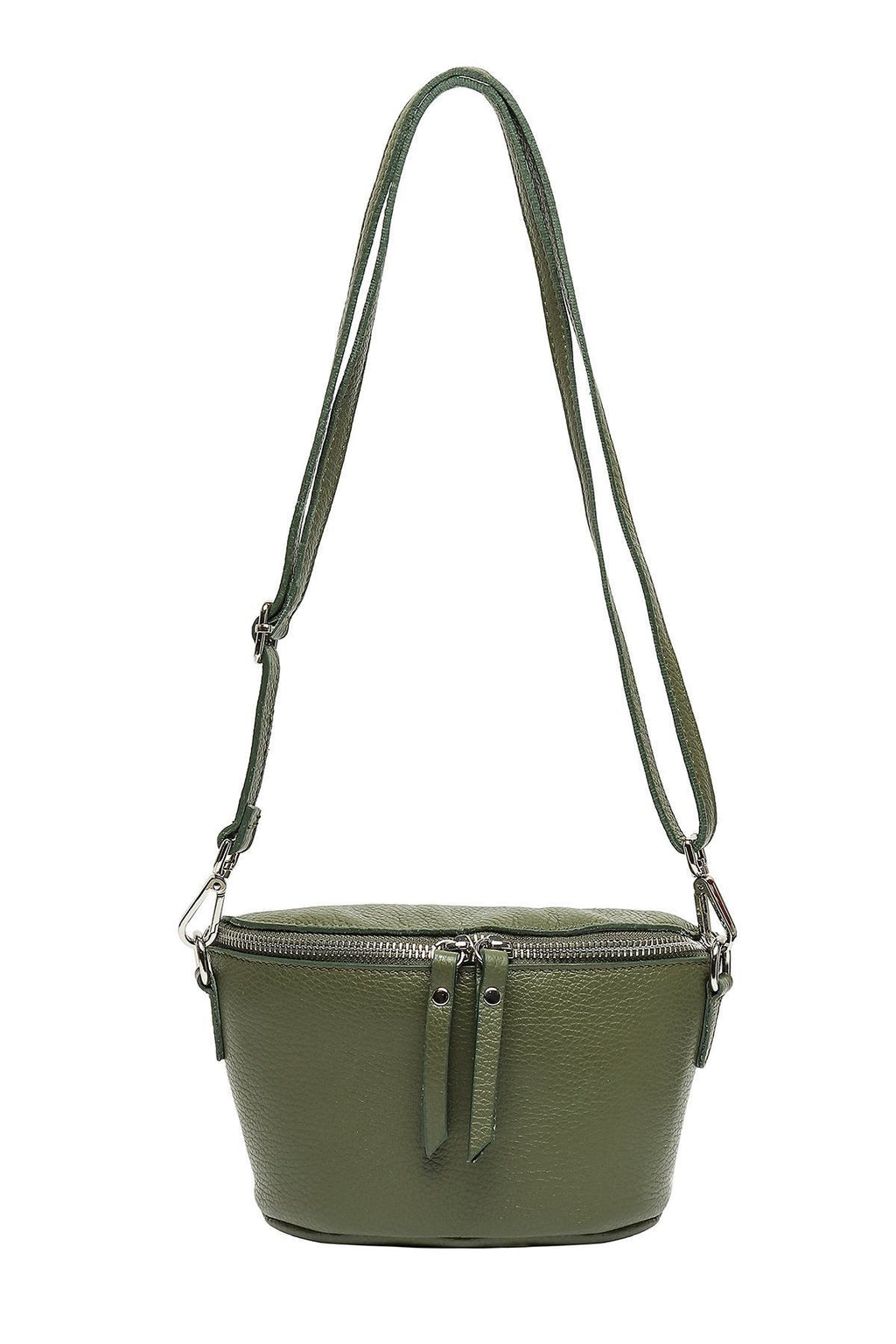 Cherry Paris - Emmanuelle bag khaki green