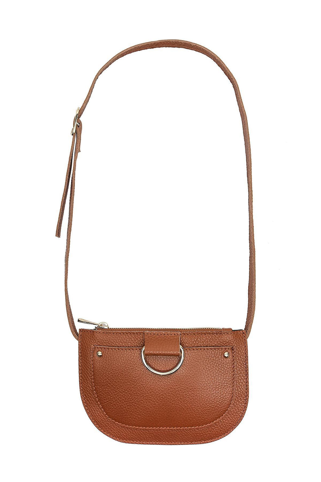 Cherry Paris - Grace bum bag cognac
