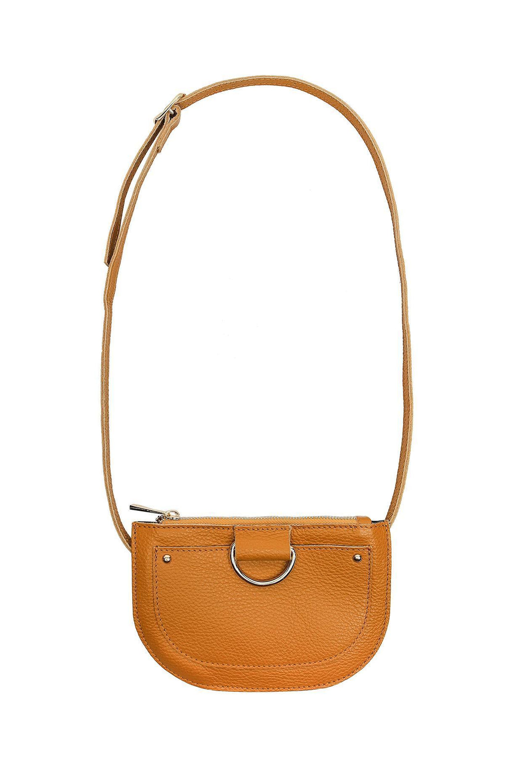 Cherry Paris - Grace bum bag yellow mustard
