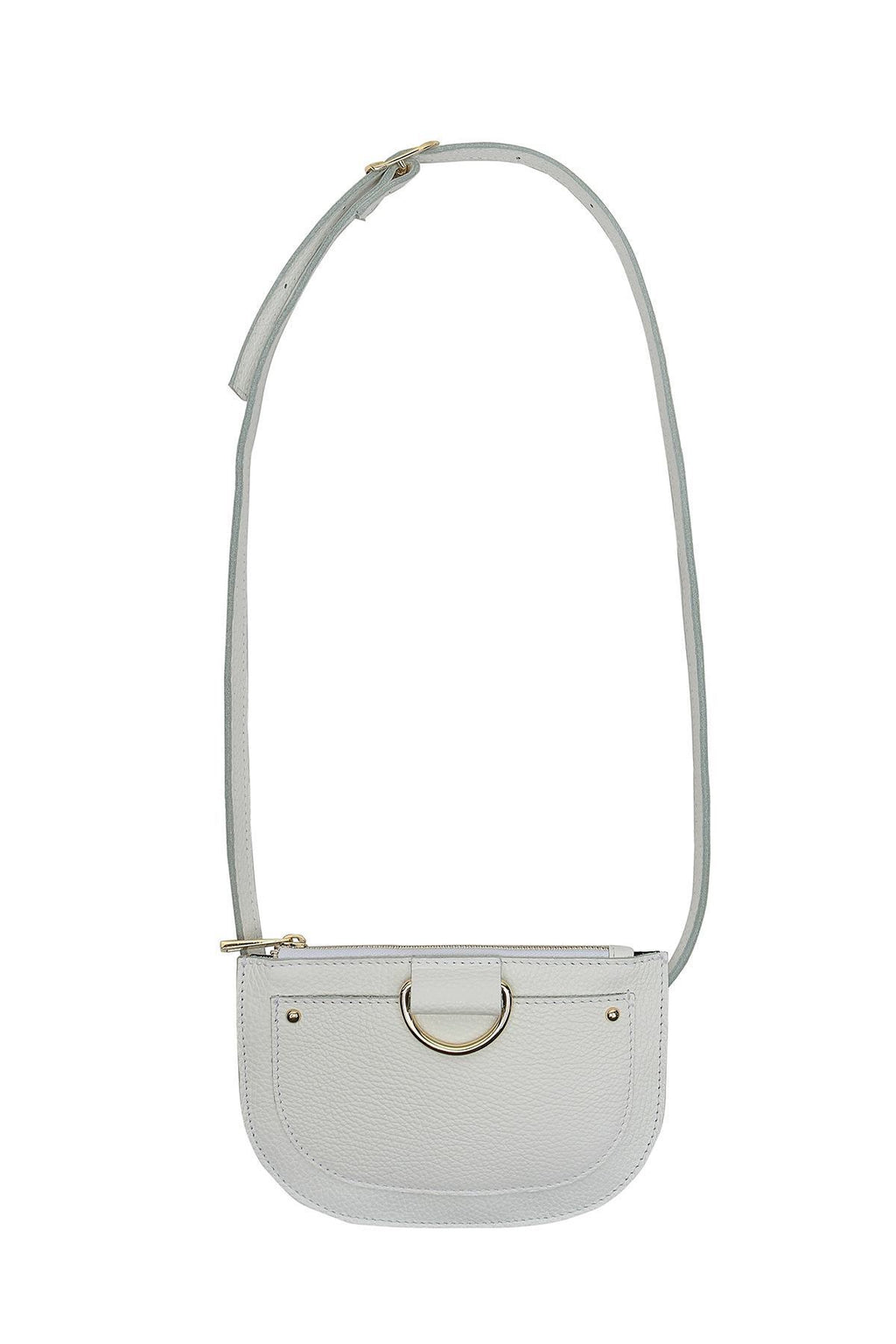 Cherry Paris - Grace bum bag white