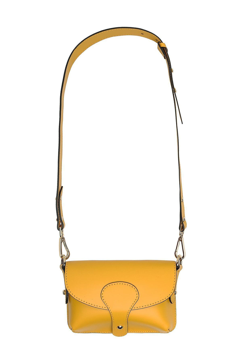 Cherry Paris - Philomene bum clutch bag yellow