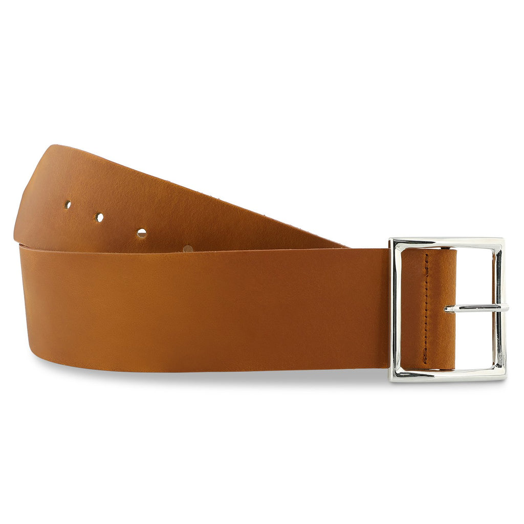Hampton Bays - cognac belt whole