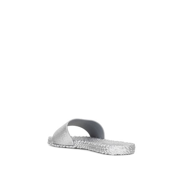 Ilse Jacobsen - grey slip-on flip flops