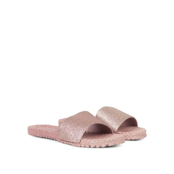 Ilse Jacobsen - pink slip-on flip flops