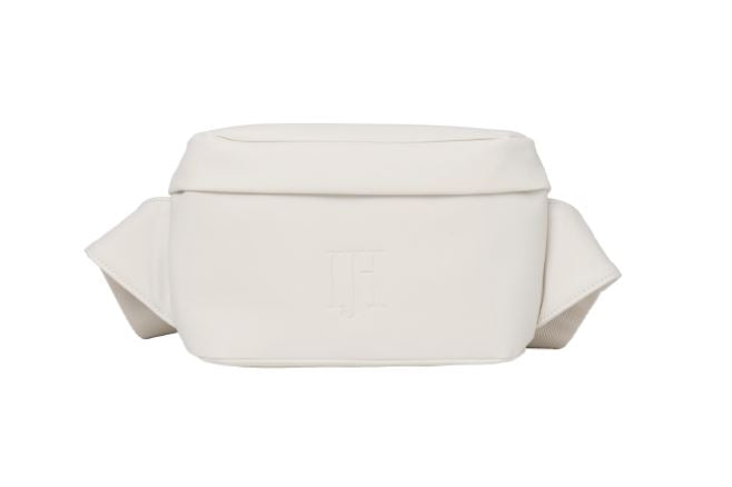 Ilse Jacobsen - mini milk white rain belt bag