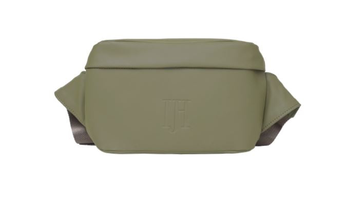 Ilse Jacobsen - mini army green rain belt bag