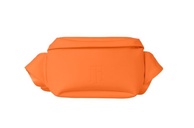 Ilse Jacobsen - mini orange rain belt bag