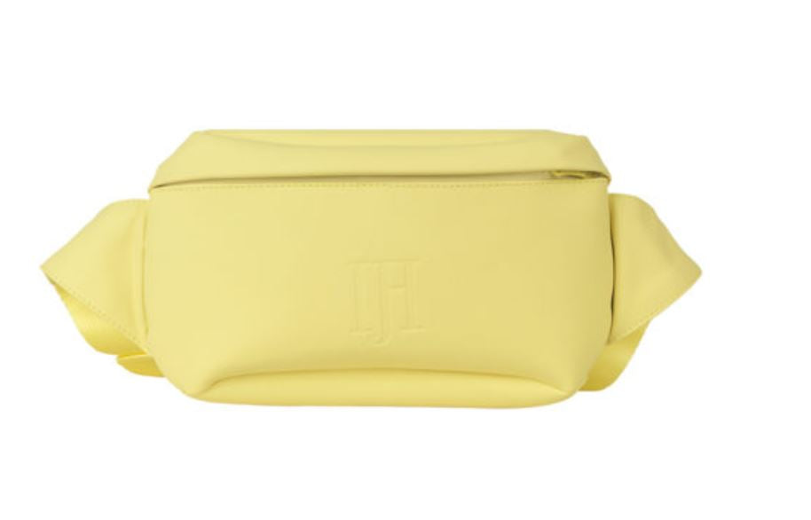 Ilse Jacobsen - mini sunbeam yellow rain belt bag