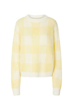 Lollys Laundry - ameli light yellow jumper