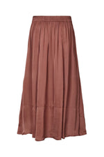 Lollys Laundry - libra skirt dusty mauve