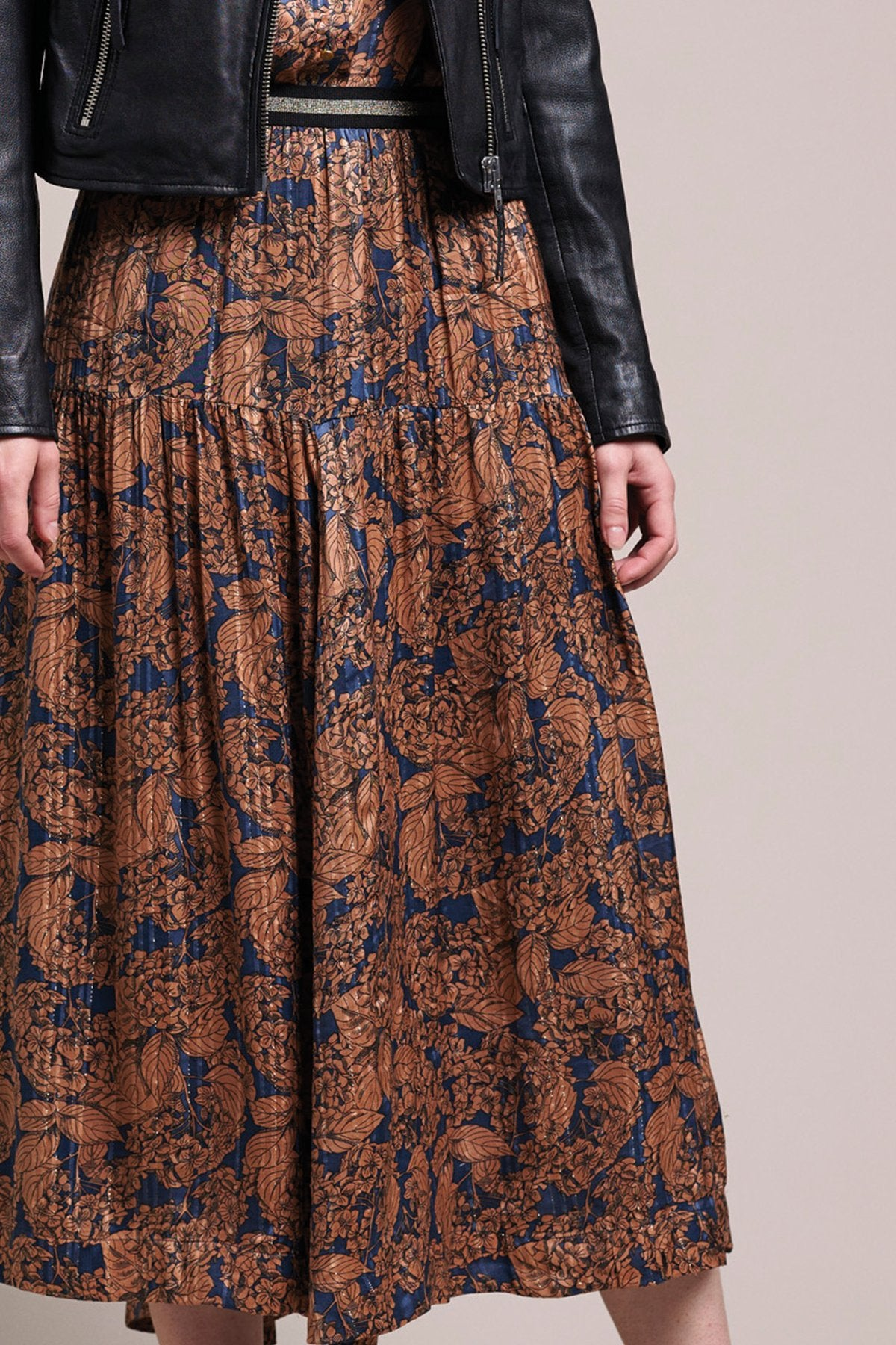 Lollys Laundry - flower print cokko skirt