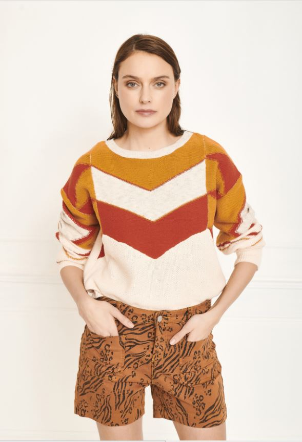 MKT studio - kolor sweater