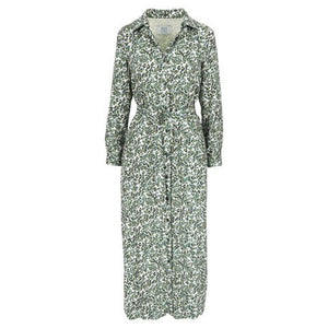 Mon Col Anvers - Fortuna dress leopard