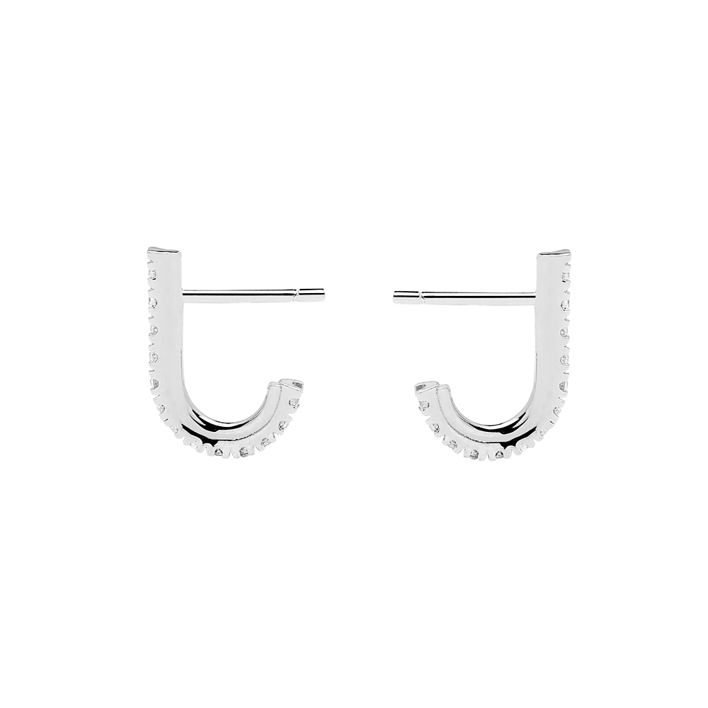 PDPAOLA - Bird silver earrings AR02-089-U L'essentiel collection