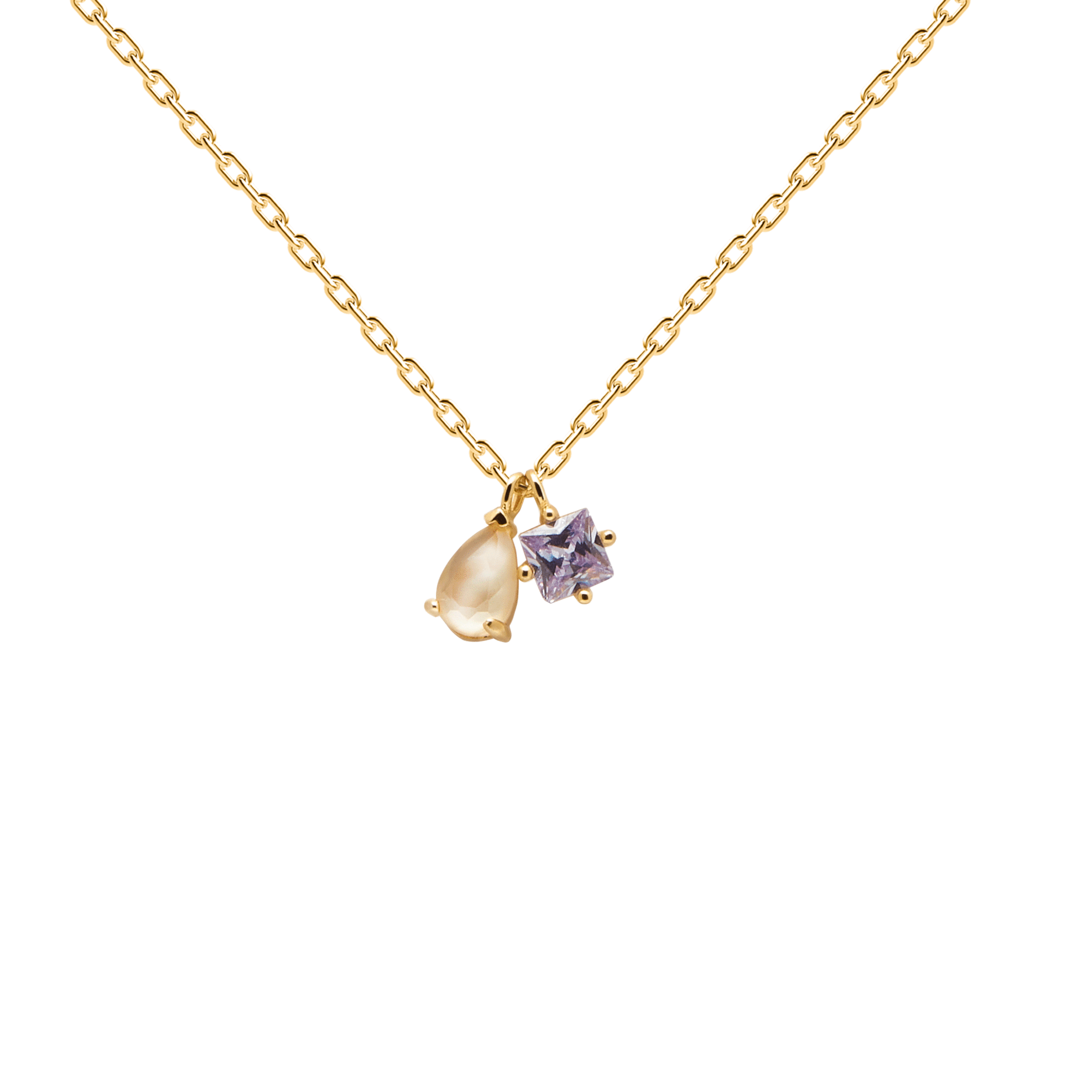 PDPAOLA - velours necklace CO01-182-U cavalier collection
