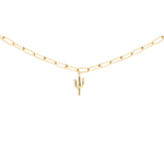 PDPAOLA - west gold necklace CO01-170-U arizona collection