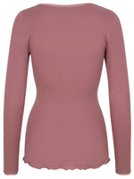 Rosemunde - blouse pale rose