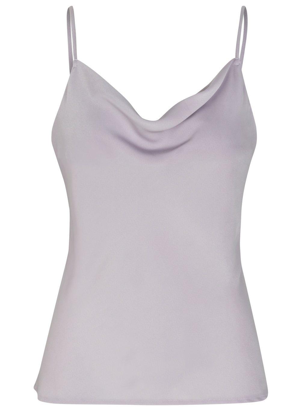 Rosemunde - strap top iris purple