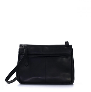 O My Bag - Lucy - Black classic leather