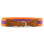 Hampton Bays - wrap belt purple rain