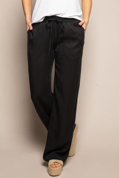 Wearable Stories - avah black trousers