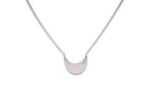 Wouters & Hendrix - silver moon necklace
