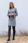 Wearable stories helen dress grey