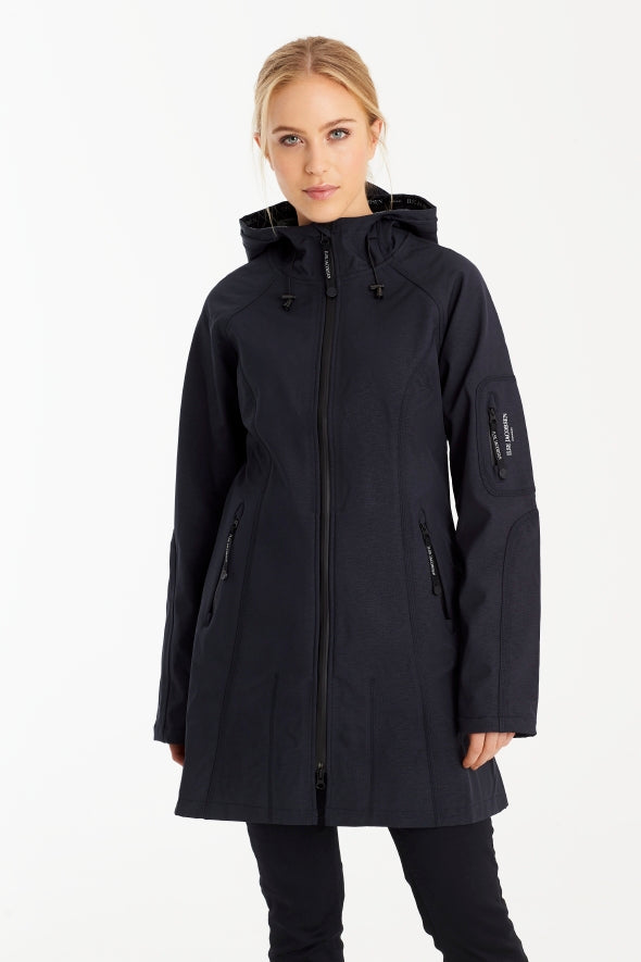 Ilse Jacobsen raincoat dark blue