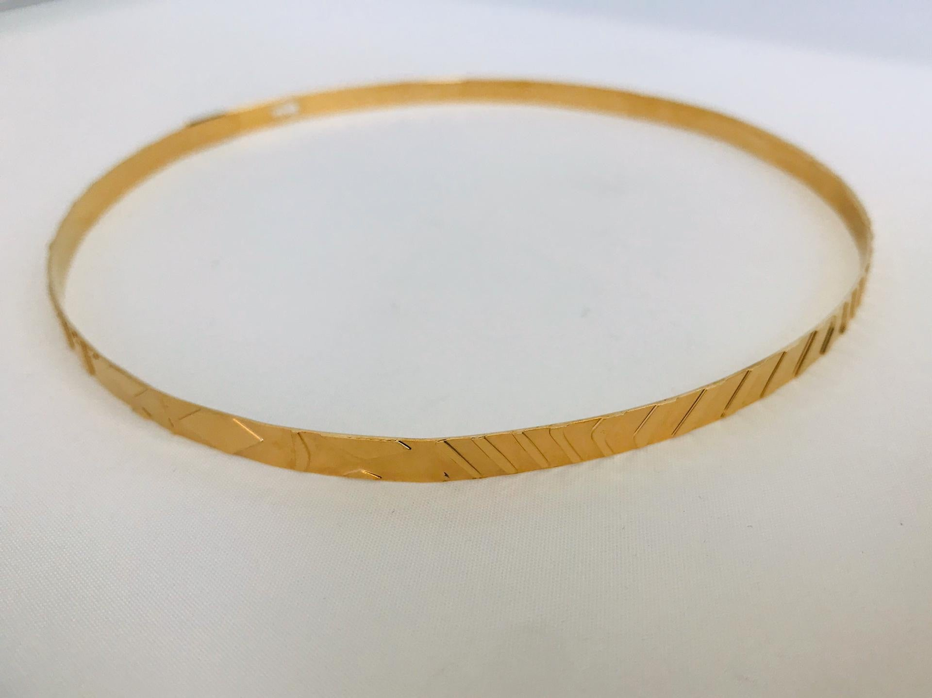 Wouters & Hendrix - gold plated relief choker