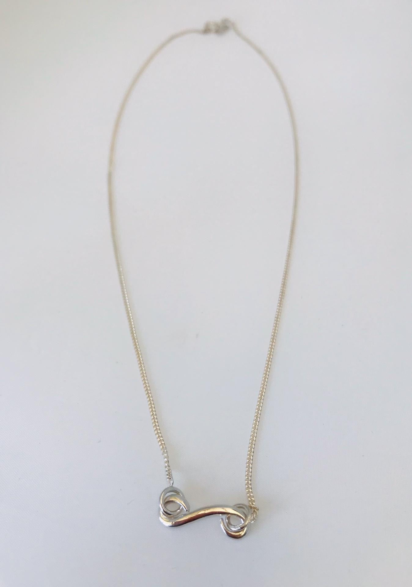 Wouters & Hendrix - silver necklace