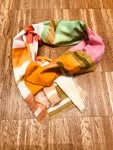 Hampton Bays Scarf Scoria green flash
