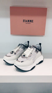 Fiamme combination 7 luxury sneaker