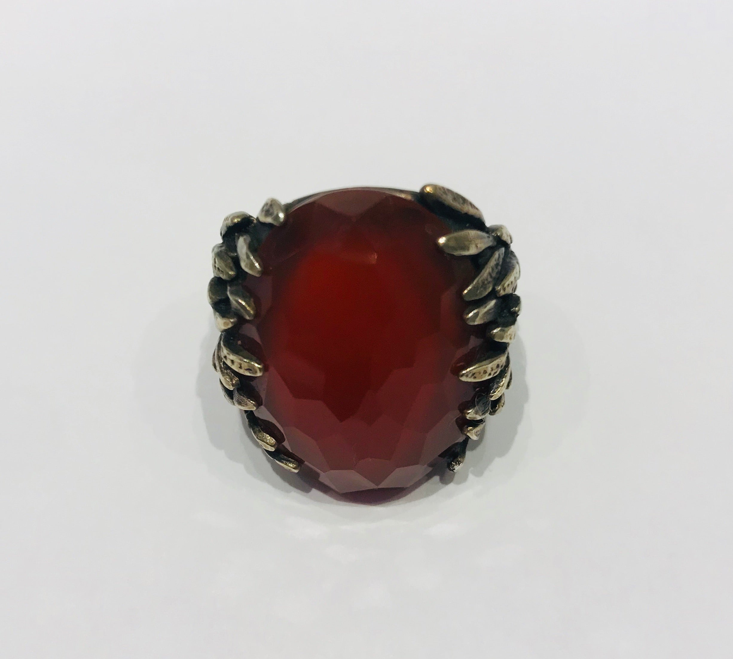 Wouters & Hendrix ring with agate stone