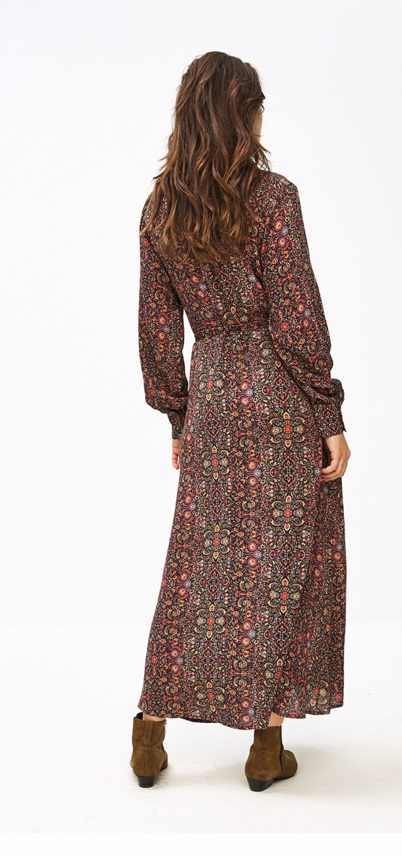By Bar - Indian Flower Dress Multi