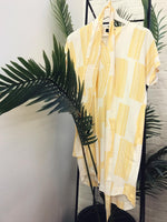 FAM The Label - maja twee yellow dress