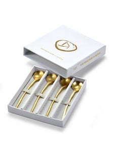 Serax Tea spoon gold giftbox Roos Van de Velde