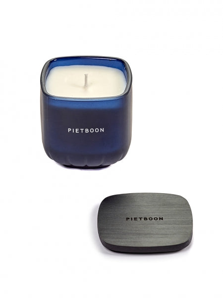 Candles Piet Boon Flagrance candle blue 6PM small