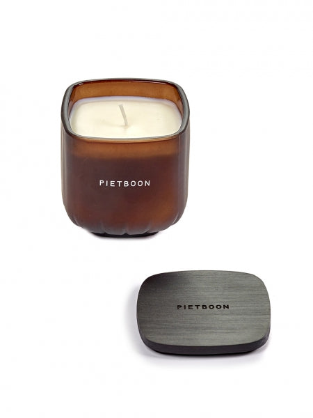 Candles Piet Boon Flagrance candle brown 11PM small