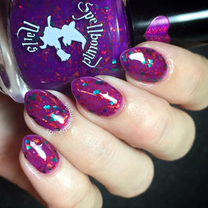 swatch by spilledmilknails