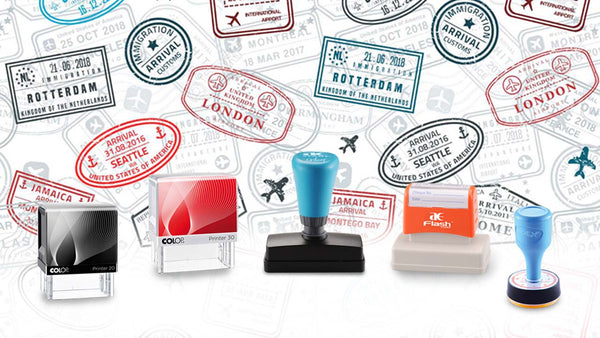 What Are The Types of Rubber Stamps and How to Choose Them?