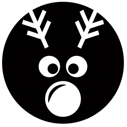 Rudolph - Nose Glow in the Dark