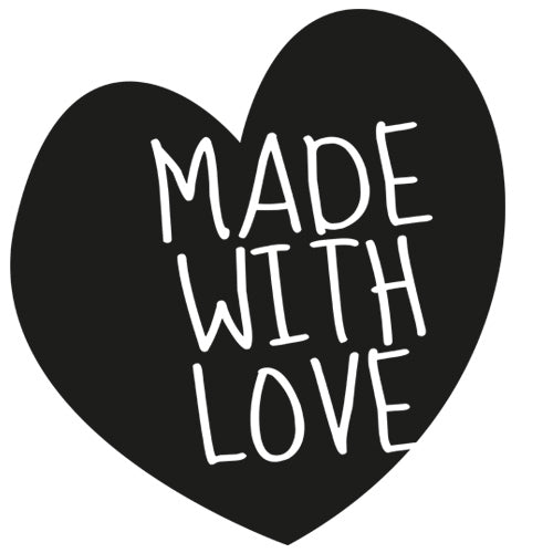 Made With Love - Heart