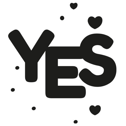 Yes - With Hearts