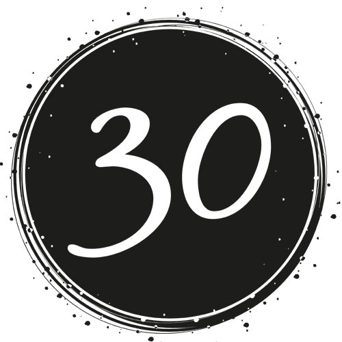 Birthday 30- Badge