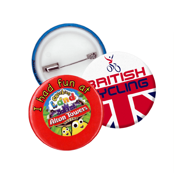 Pin Button Badge