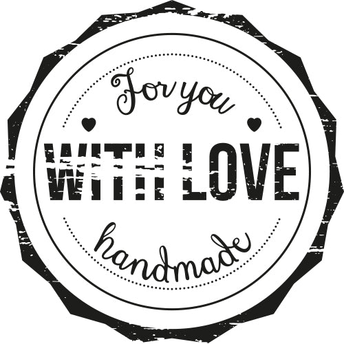 For You WITH LOVE handmade