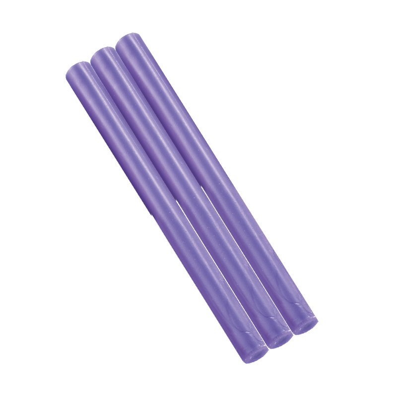 Purple Round Sealing Wax