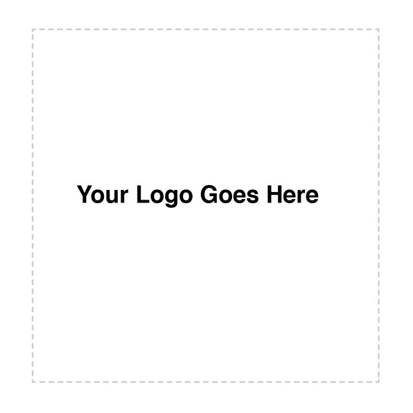 Square Shaped Logo Stamp | Pre-Inked