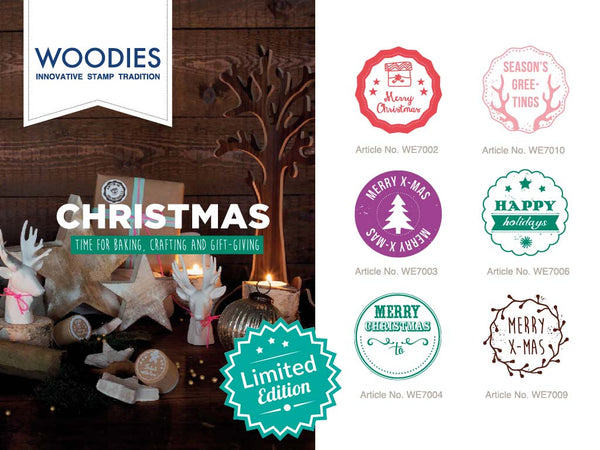 Woodies Christmas Celebration Box Set | Limited Edition